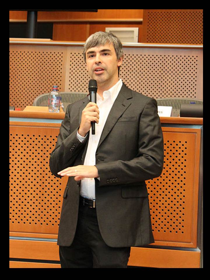 leadership style of larry page Kurt blazek leadership styles, revolve his leadership style is even more unconventional an inspiring leadership style - google ceo larry page if your company is looking for a leadership role model.