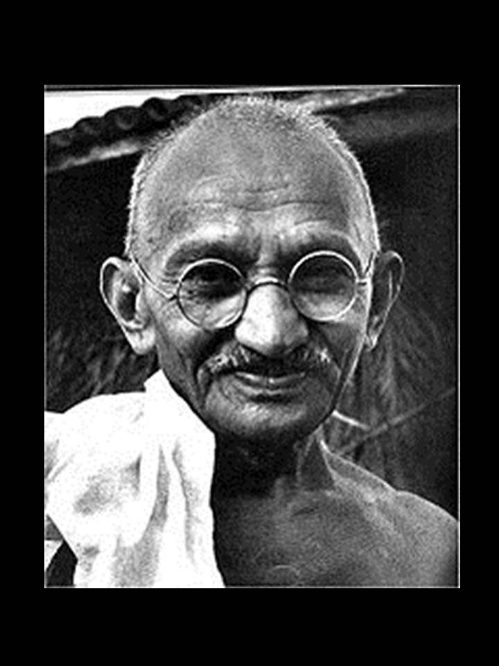 mahatma gandhi leadership styles This presentation is about mahatma gandhi his life story in relation to the leadership style and traits, and behaviors slideshare uses cookies to improve functionality and performance, and to provide you with relevant advertising.