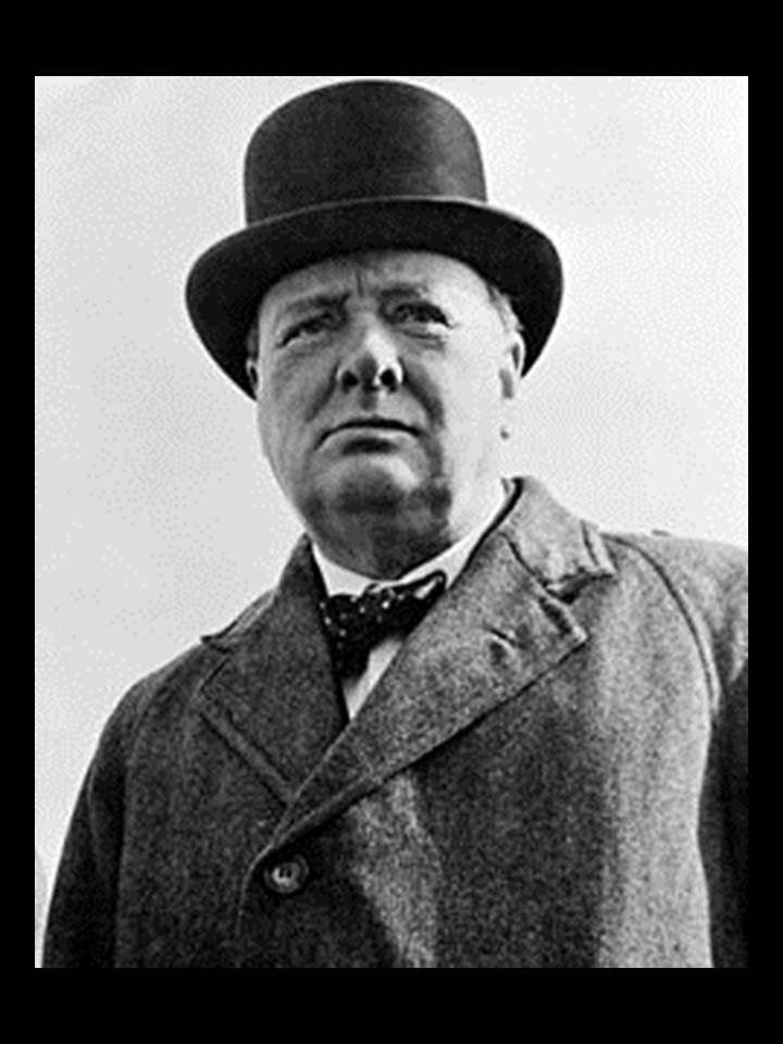 churchill leadership style Why the us should look to the leadership of churchill and thatcher about what it means to exercise leadership both churchill and thatcher had key.